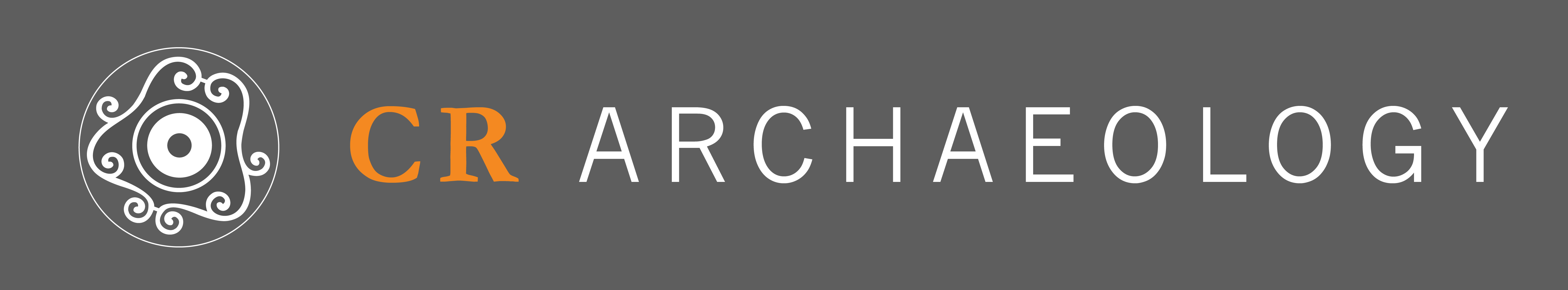 CR Archaeology logo